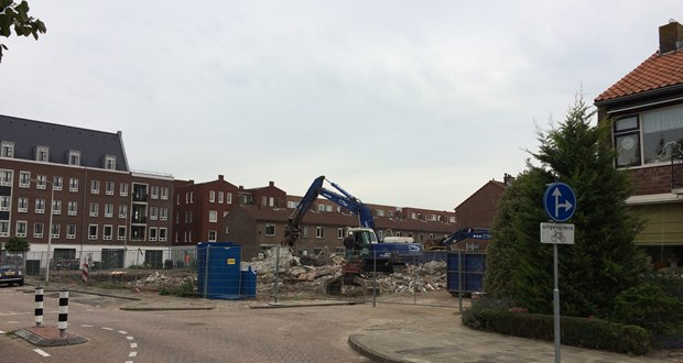 quawonen bouwt nieuwbouwproject in voorbereiding